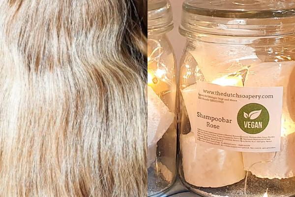 Shampoobars, vaste shampoobar die heel goed is voor uw haar en zonder plastic lief is voor het milieu.