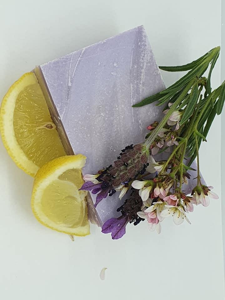 Zeep 101 (met lavendel, citrus, bamboo, jasmijn en nog veel meer)
